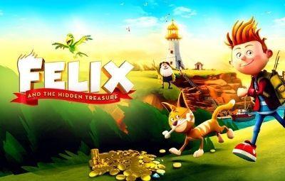 image of Felix and the Hidden Treasure