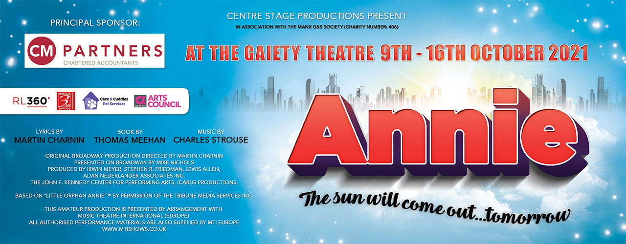 banner image for Annie
