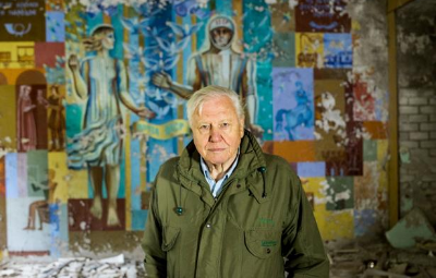 thumbnail image for David Attenborough: A Life on Our Planet