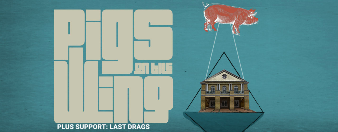 banner image for PIGS ON THE WING - A Tribute To Pink Floyd