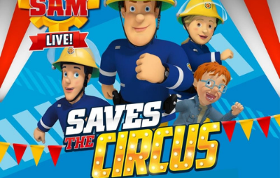 image of Fireman Sam Saves the Circus