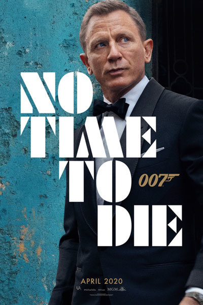 No Time to Die SUBTITLED at Torch Theatre