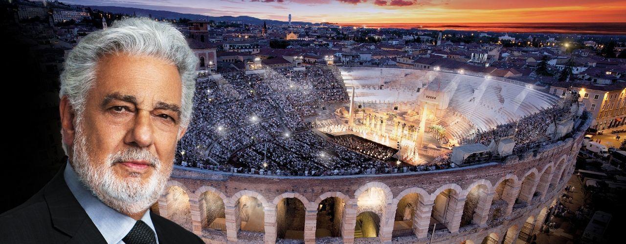 banner image for Plácido Domingo: 50th Anniversary Concert