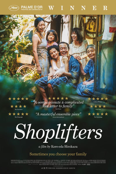 Shoplifters (15) | Foreign Language Film Season at Torch Theatre
