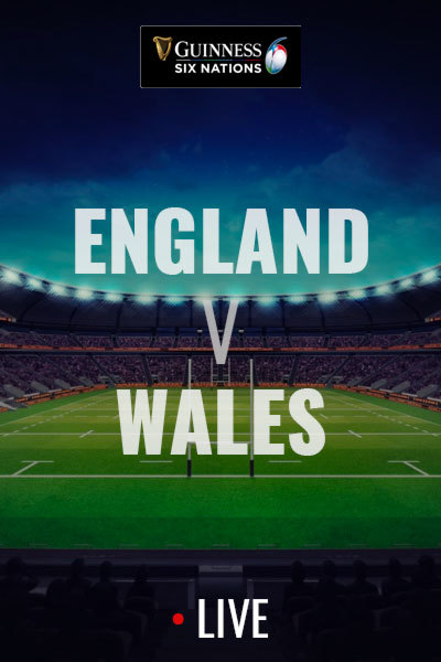 2020 Six Nations - England v Wales at Torch Theatre