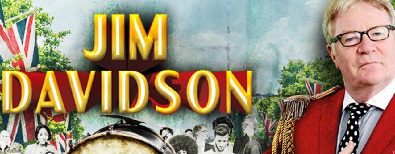 banner image for Jim Davidson