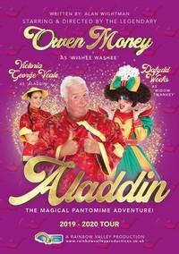 Aladdin 2020 Poster