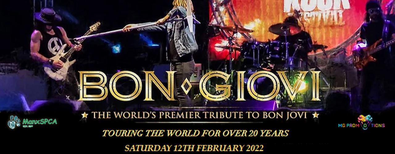 banner image for Bon Giovi