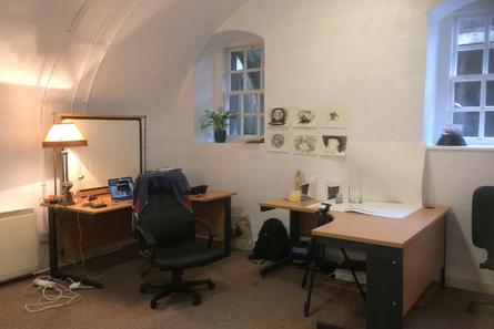 Droichead Arts Centre -            Borrowed Space