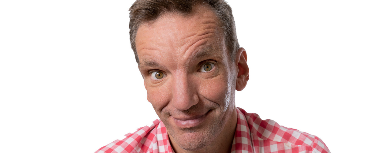 banner image for Henning Wehn - It'll All Come Out in the Wash