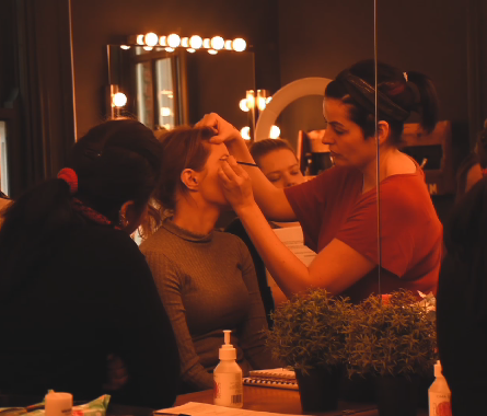 Ciara Daly Make-Up Masterclass