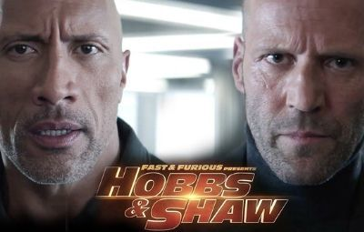 thumbnail image for Fast and Furious Presents: Hobbs and Shaw