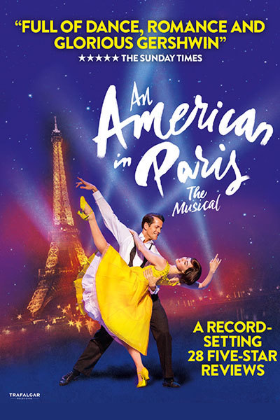 An American in Paris - The Musical [ENCORE] at Torch Theatre