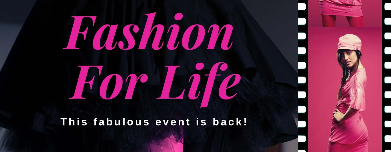 banner image for Isle of Man Breast Care & Breast Cancer Now Isle of Man present: FASHION FOR LIFE