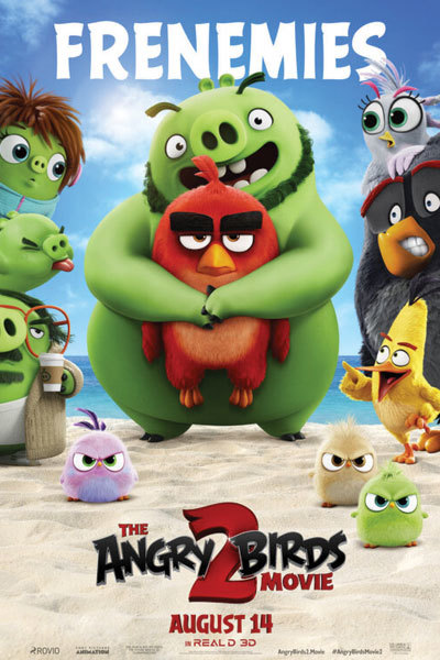 The Angry Birds Movie 2 at Torch Theatre