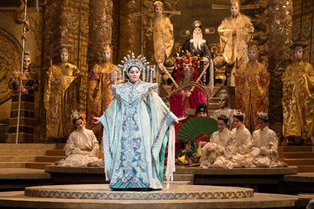 Droichead Arts Centre -            Opera: Turandot | Puccini