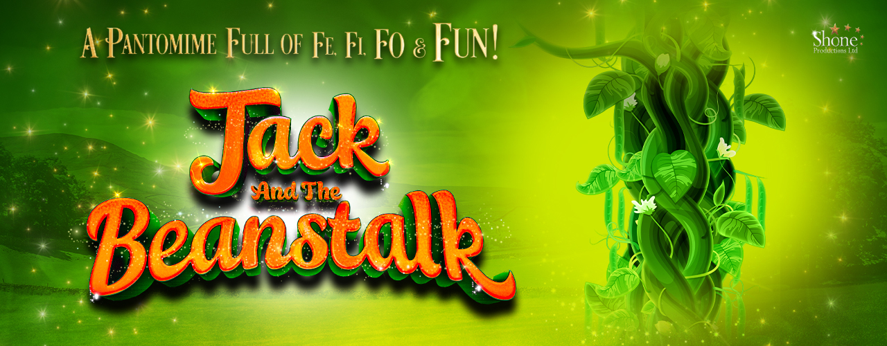 banner image for Jack and the Beanstalk