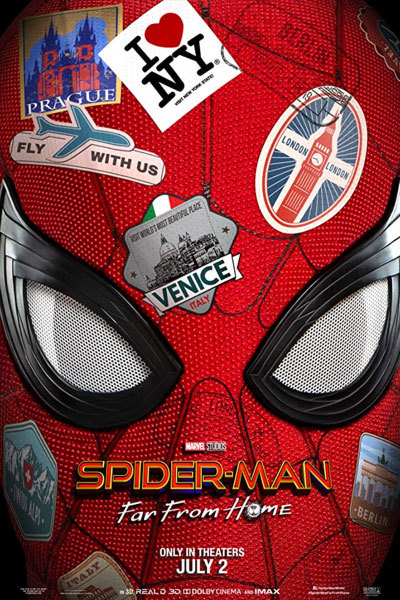 Spider-Man: Far From Home at Torch Theatre