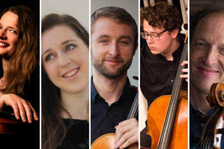 Droichead Arts Centre -            Drogheda Classical Music   Lir Quartet with Christopher Marwood (cello)