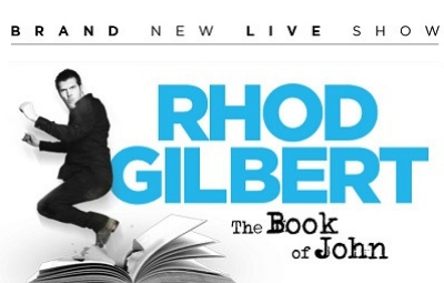 image of Rhod Gilbert: The Book of John