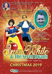 Snow White and the Seven Dwarfs 2019 Poster