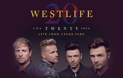 thumbnail image for Westlife: The Twenty Tour LIVE from Croke Park