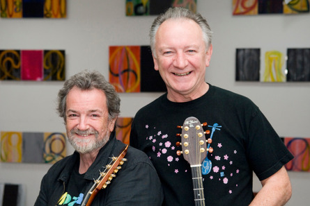Droichead Arts Centre -            Andy Irvine & Donal Lunny | Drogheda Traditional Music Weekend Headline Concert