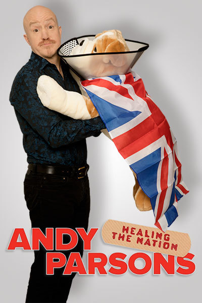 Andy Parsons - Healing the Nation at Torch Theatre