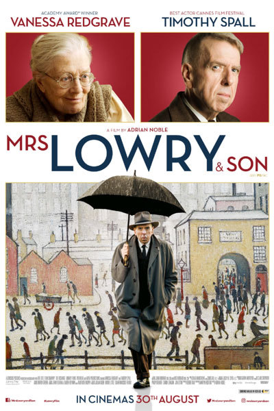 Mrs Lowry & Son (PG) at Torch Theatre