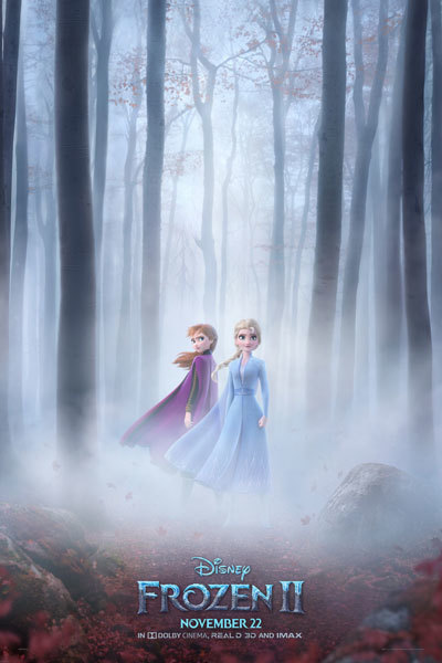 Frozen II 3D at Torch Theatre