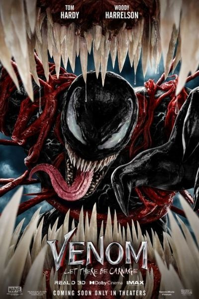 Venom: Let There Be Carnage (TBC) at Torch Theatre