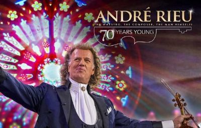 image of André Rieu 70 Years Young
