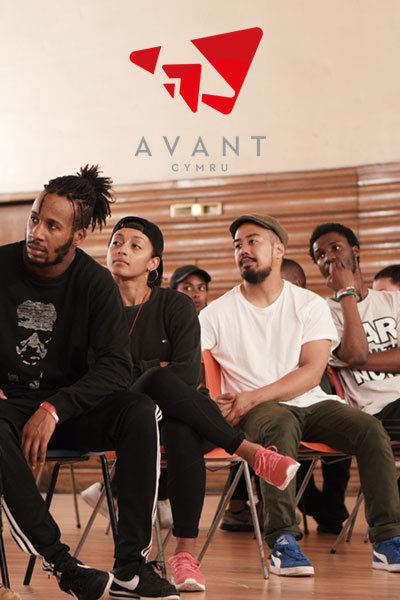 Avant Cymru - Hip Hop Workshop for All at Torch Theatre