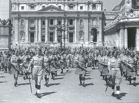 'All My Brothers' – The 38th Irish Brigade in WW2