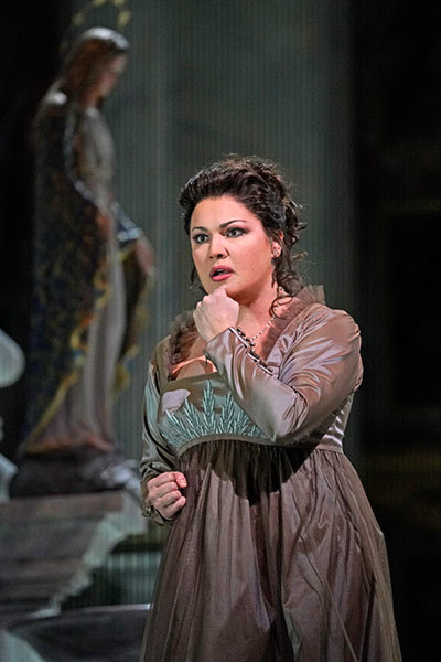 MET Opera: Tosca at Torch Theatre