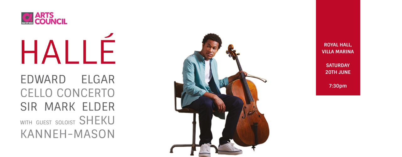 banner image for The Hallé with special guest Sheku Kanneh-Mason