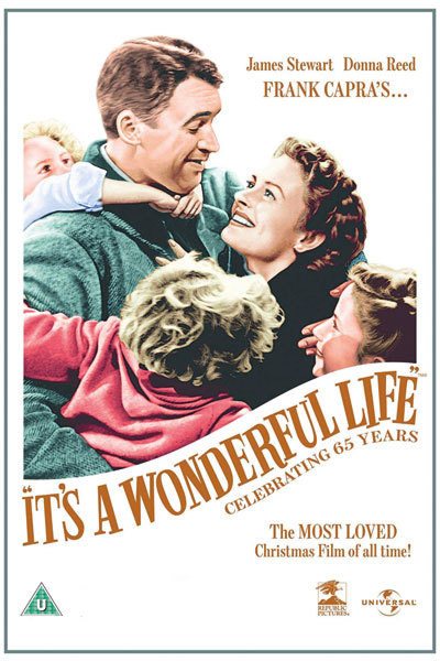 It's a Wonderful Life (U) at Torch Theatre