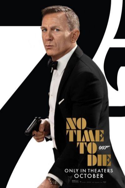No Time to Die (12A) - SOCIALLY DISTANCED SCREENING at Torch Theatre