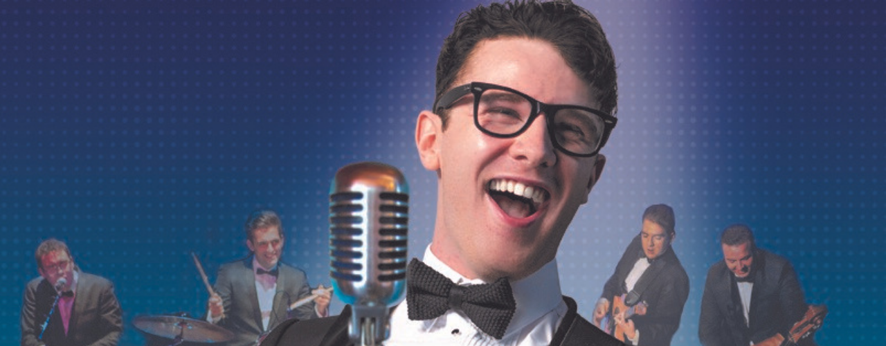 banner image for Buddy Holly & The Cricketers