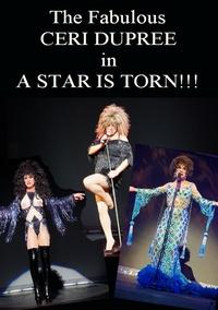 CERI DUPREE - A STAR IS TORN!!! Poster