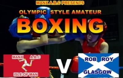 image of A Night of Elite Amateur Boxing - Manx ABC