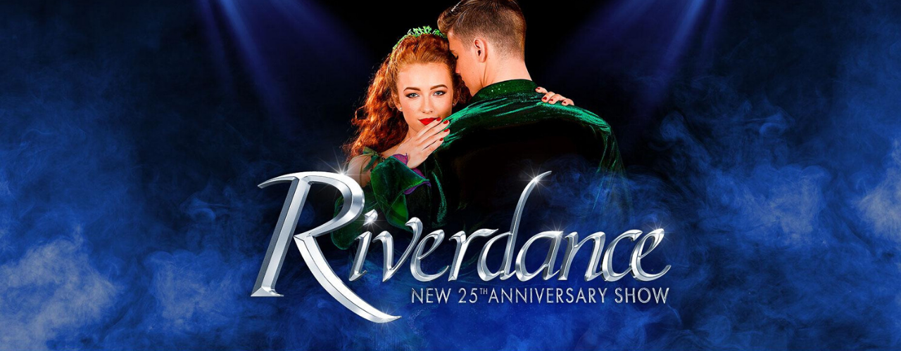 banner image for Riverdance 25th Anniversary Show