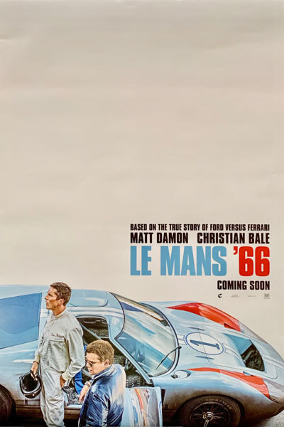 Le Mans '66 SUBTITLED at Torch Theatre