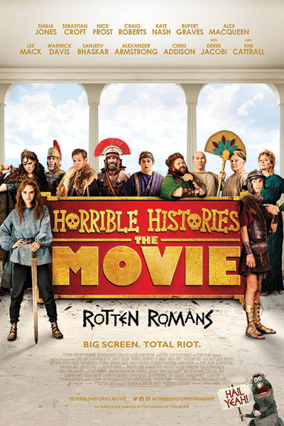 Horrible Histories: The Movie - Rotten Romans RELAXED SCREENING at Torch Theatre