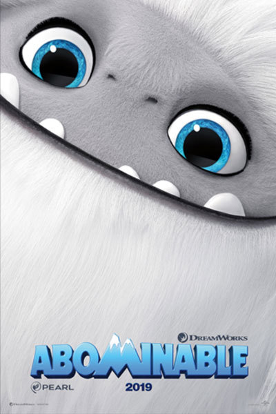 Abominable (PG) RELAXED ENVIRONMENT SCREENING at Torch Theatre