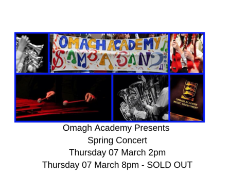Omagh Academy Spring Concert 2020