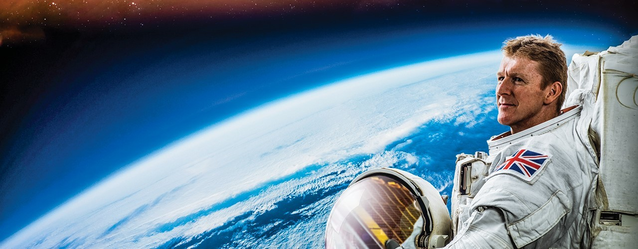 banner image for Tim Peake: My Journey to Space