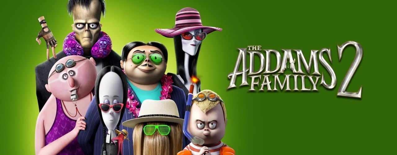 banner image for The Addams Family 2