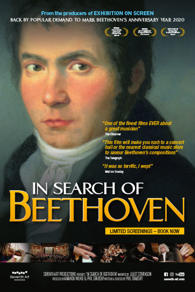 The Great Composers - In Search of Beethoven at Torch Theatre