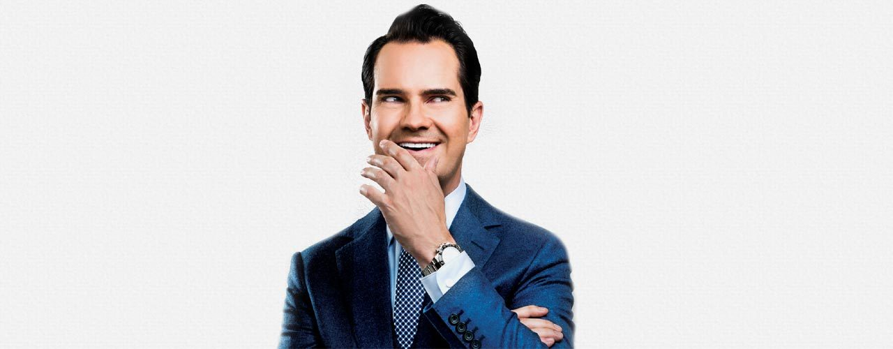 banner image for Jimmy Carr: Terribly Funny